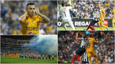 Tigres gana después de un mes y medio sin triunfo en Liga MX