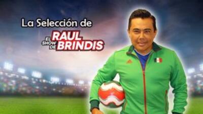 La Selección de Raul Brindis - Julio