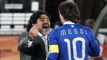 La trayectoria de Diego Armando Maradona como entrenador