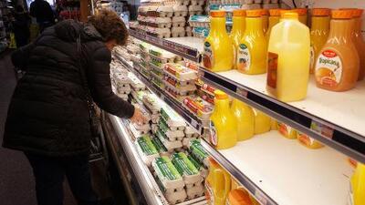 Genera controversia la propuesta del gobierno Trump para cambiar cupones de alimentos por cajas con comida