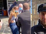 """""""¡Lo siento!"""": mujer acusada de atropellar mortalmente a policía se disculpa entre lágrimas"""