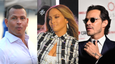 Jennifer López, Marc Anthony y A-Rod se unen (de nuevo) para aplaudir a sus hijas