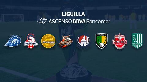 Atlético de San Luis, el favorito de los seis equipos en la Liguilla que aspiran a ascender
