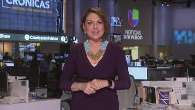 María Antonieta Collins visita Chicago y habla del programa 'Crónicas'