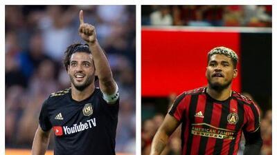 Vela - Martínez: un duelo cuerpo a cuerpo para dar con el Botín de Oro en MLS