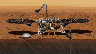 """""""Tenemos indicios de que el planeta Marte es muy similar a la Tierra"""", dice uno de los líderes del proyecto InSight de la NASA"""