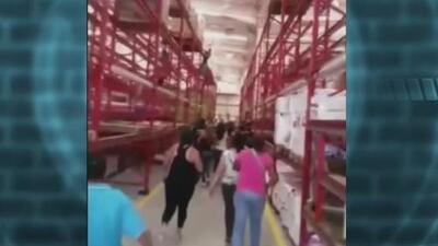 Escasez en Venezuela causa un violento saqueo