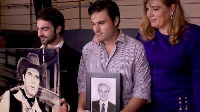 """Rogelio Guerra era """"el hombre más guapo del planeta"""": así lo despidieron en un funeral donde no hubo atuendos de luto"""