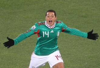 El 'Chicharito' está de cumpleaños y este ha sido su camino para ser el máximo goleador del 'Tri'