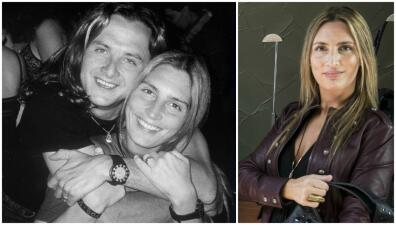 """A 15 años de la súbita muerte de Eduardo Palomo, su viuda Carina Ricco está lista y """"abierta al amor"""""""