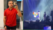 Grupo Firme causa indignación por alterar la bandera mexicana en apoyo a la comunidad LGBTQ
