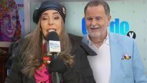 Gelena Solano no encontró una pantalla en Times Square donde cupieran Raúl y su barriga