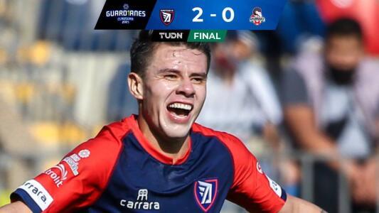 Primer round: Tepatitlán venció a Cimarrones 2-0 con 10 hombres