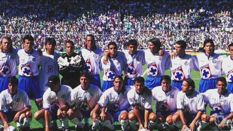 El Cruz Azul de 1997 sigue siendo recordado como el equipo de la época dorada de la Máquina