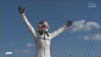 ¡El bueno cuando cuenta! Hamilton ganó en Hungría
