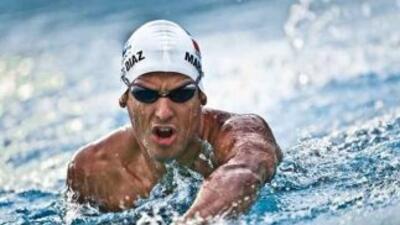 El dominicano Marcos Díaz anuncia su elección al Salón de la Fama de la natación