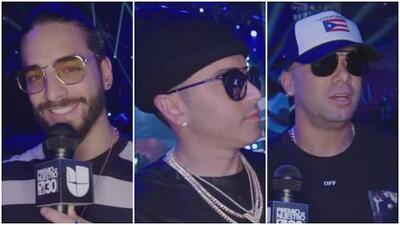 Maluma trae un invitado sorpresa y Wisin & Yandel se reencuentran: los famosos están listos para Premio Lo Nuestro