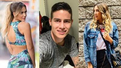 James fue a la fiesta de su hija en donde estaba su exesposa y no llevó a su nueva novia, Shannon De Lima