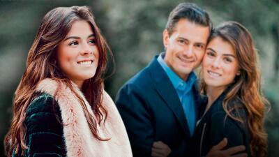 Hija mayor de Enrique Peña Nieto revela detalles de la vida de su padre tras dejar la presidencia de México