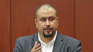 En 2012 George Zimmerman mató a Trayvon Martin y ahora demanda a los padres del joven que asesinó