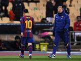El Barcelona presentará recurso por la sanción a Lionel Messi
