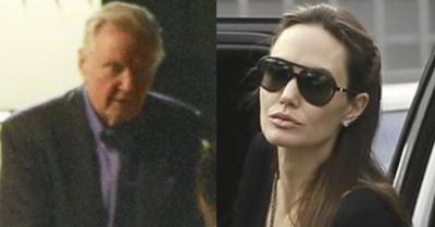 Después de 15 años de pelea, Angelina Jolie hace las paces con su papá, Jon Voight