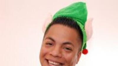 Danny Luna y sus mejores deseos para las fiestas decembrinas