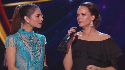 ¿Qué se necesita para cantar música mexicana? Shaila Dúrcal les dio unos tips a las chicas