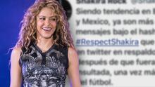 Seguidores de Shakira la defienden de los insultos que aficionados del PSG lanzaran en su contra