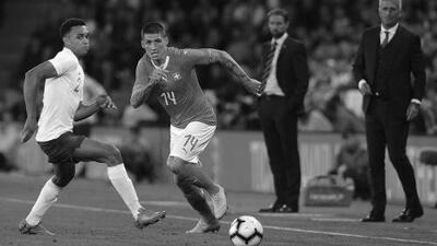 Inglaterra vs. Suiza inició transmisión en blanco y negro para luchar contra el racismo