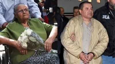 Expectativa por el encuentro entre el 'Chapo' Guzmán y su madre en la cárcel de Manhattan