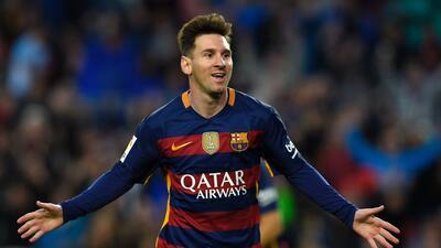 Un día como hoy, Messi inició una historia maravillosa en Barcelona