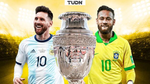 Entre nuevo formato y sorpresas... A 100 días de Copa América 2020