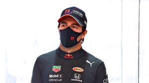 """Sergio Pérez: """"Me tomó mucho tiempo pasar a Ricciardo"""""""