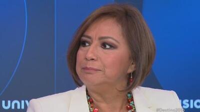 """Rosario Marín: """"Me duele porque las mujeres pudimos hacer historia"""""""