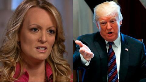 Abogado de Stormy Daniels cuestiona la declaración de Trump sobre su relación con la actriz porno