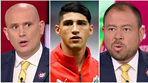 """Dura crítica del Conde K y Raúl Guzmán: """"Pulido es un fracaso, es un jugador que ya no fue"""""""