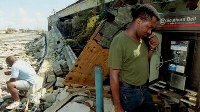 I survived Hurricane Andrew and now I'm waiting for Irma