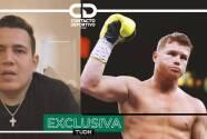 """Eddy Reynoso sobre 'Canelo': """"Que sea el mejor de México cuando se retire"""""""
