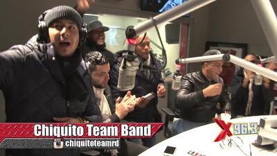 Chiquito Team Band en la Zona X con DJ Lobo