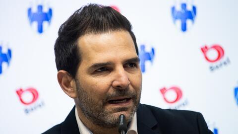 Duilio Davino espera que la derrota ante Toluca haya sido un empujón anímico para Monterrey