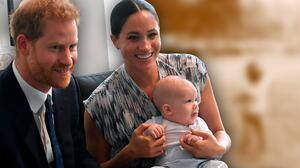 Meghan Markle y el príncipe Harry comparten nueva foto de Archie