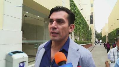 Jorge Salinas orgulloso de todos sus hijos, de pequeños a adultos, que viven en tres países