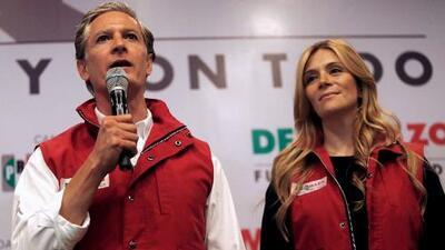 Pese al avance de la izquierda, el oficialista PRI aventaja el conteo de votos en el Estado de México