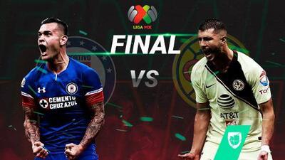 Final con olor a revancha: Cruz Azul vs. América, el duelo por el título del Apertura 2018