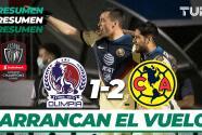 ¡Pone seriedad! América derrota 1-2 al Olimpia en Honduras en Concacaf