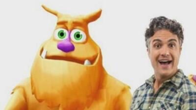 Jaime Camil, el encargado de darle la vida al monstruo Osmo