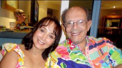 """""""¿Para qué voy a vivir?"""": Maria Antonieta de las Nieves tras la muerte de su esposo"""