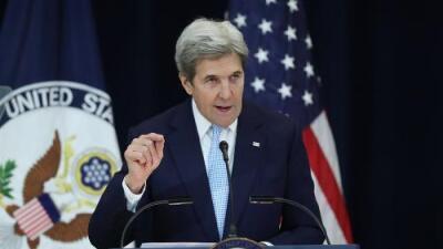 Kerry hace una defensa del Estado palestino solo tres semanas antes de que Trump tome las riendas