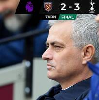 Mourinho regresa por la puerta grande